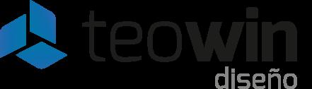 2210804 Logo teowin Diseno